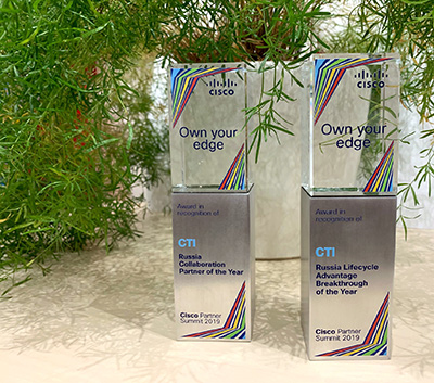 CTI в партнерстве с Cisco реализует новые стандарты сопровождения и обслуживания клиентов